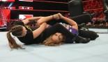 Ronda Rousey vs. Nia Jax on WWE Raw June 11, 2018 thumbnail