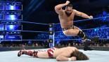 Rusev vs. Daniel Bryan on SmackDown Live on Tuesday, May 8, 2018 thumbnail