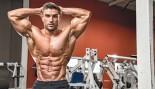 Ryan Terry posing his muscular torso thumbnail