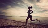 Woman Running Lake thumbnail