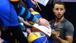 Steph Curry Signing Autographs thumbnail
