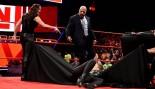 Stephanie McMahon throws Ronda Rousey through a table on Monday Night Raw (2 April 2018) thumbnail