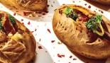 Teriyaki Beef & Broccoli Loaded Baked Potato thumbnail