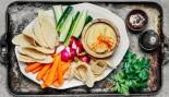 Vegetables and Hummus thumbnail