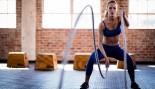 Woman Using Ropes thumbnail