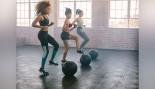 Women Group Fitness Class thumbnail