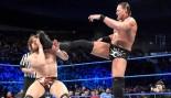 Daniel Bryan vs. Big Cass on WWE Smackdown Live on April 17, 2018. thumbnail