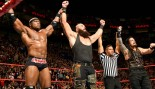 Bobby Lashley, Braun Strowman, and Roman Reigns on WWE Raw / 30 Apr 2018 thumbnail