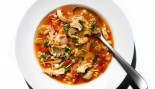 Protein Rich: Roast Chicken And Barley Soup thumbnail