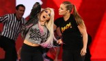 WWE 'Raw' Recap: Ronda Rousey Violates Suspension, Gets Title Shot at 'Summerslam' thumbnail