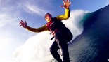 Garrett McNamara surfs 78-foot wave in Portugal, a new Guinness World Record thumbnail