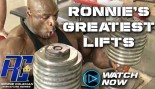 Ronnie Coleman's Greatest Lifts thumbnail