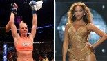 Holly Holm Meets Beyoncé At A Viewing Party For The Alvarez VS. Cotto Fight thumbnail