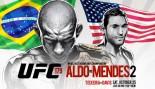 Aldo Vs Mendes UFC 179  thumbnail