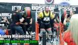 Andrey Malanichev Breaks World Record with 1,036 Pound Squat   thumbnail
