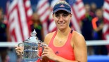 Angelique Kerber becomes the 2016 U.S. Open Champ  thumbnail