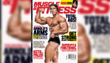 Arnold Hosts Virtual Workout, Unveils New M&F Cover thumbnail