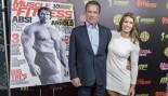 Arnold Schwarzenegger and Jen Widerstrom thumbnail