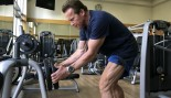 Muscle & Fitness Exclusive: Arnold Spotted Hitting the Weights thumbnail