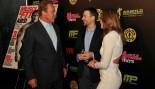 Arnold Schwarzenegger, Shawn Perine, Jen Widerstrom thumbnail