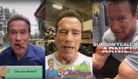 'Lifting With Arnold' On Snapchat Is Gold thumbnail