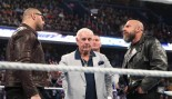 Batista confronts Triple H on Smackdown thumbnail