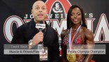 Interview: Olympia Figure Champion Cydney Gillon thumbnail