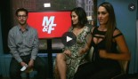 WWE's Bella Twins Get Personal with M&F thumbnail