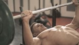 A man bench pressing thumbnail