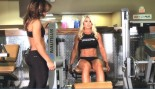 MHP athletes Yeshaira Robles and Dana Mauro thumbnail