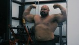 Four-time World's Strongest Man, Brian Shaw is down 25 pounds thumbnail