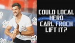 Former Middleweight Champ, Carl Froch vs The Mighty Thor thumbnail
