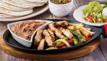 Chicken-Fajita-Green-Red-Peppers-Refried-Beans thumbnail