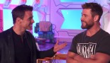 WATCH: New BTS Video From 'Thor: Ragnarok' and Find Out why Chris Hemsworth Credits Brother for Landing God of Thunder Role  thumbnail
