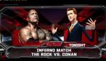 Conan takes on The Rock (Virtually) on 'WWE 2k14' thumbnail