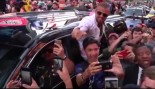 Conor McGregor Lookalike Punks Thousands in Times Square thumbnail