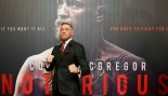 UFC fighter Conor McGregor wearing suit  thumbnail