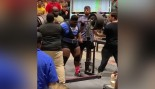 Dajour Jupiter Breaks Mississippi Squat Record  thumbnail