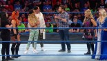 Daniel Bryan In Ring with Money in the Bank Women thumbnail