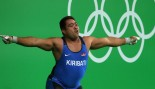 Olympic Weightlifter Dances for Climate Change thumbnail
