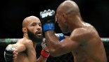 UFC Flyweight Demetrius Johnson Fighting thumbnail
