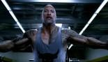 Dwayne The Rock Johnson performing chest exercise thumbnail