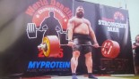 Eddie Hall Sets New World Deadlifting Record of 1,020 pounds thumbnail