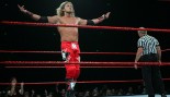 WWE Superstar Edge posing for the crowd.  thumbnail