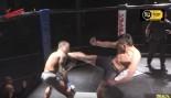 MMA fight Samuel Ilnicki and England's Solomon Rogers thumbnail