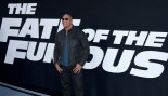 Dwayne The Rock Johnson at Fast & Furious event thumbnail