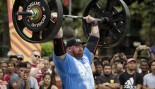 Watch Hafthor Bjornsson Break His Own Weight Over Bar World Record  thumbnail