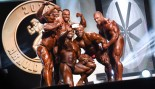 Group of bodybuilders onstage  thumbnail