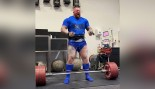 Hafþór Björnsson Deadlifts 953 Pounds Twice thumbnail