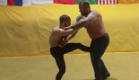 Conor McGregor Spars with Hafthor Bjornsson thumbnail